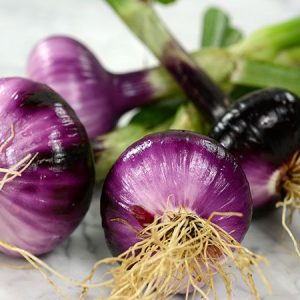 Onions & Leeks